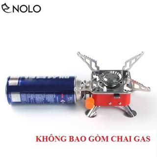 Bếp Gas Du Lịch Dã Ngoại Mini Xếp Gọn Có Túi - bepgasminixepgon thumbnail
