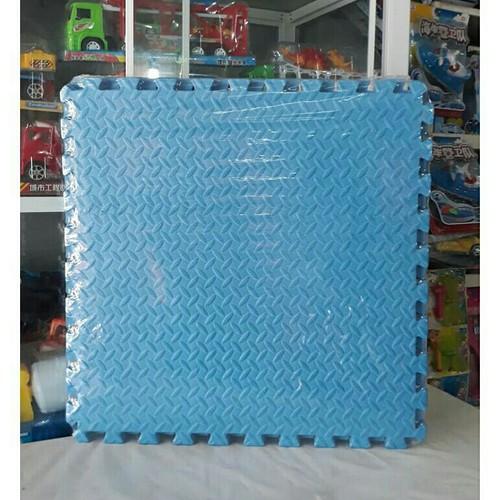 Thảm xốp ghép màu 1 bộ 4 miếng 60x60cm - Thảm xốp lót nền trải sàn