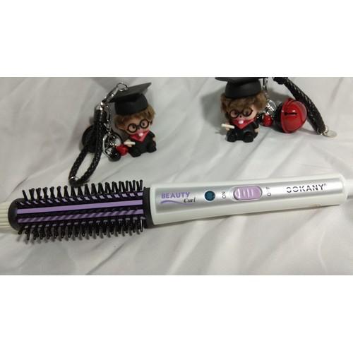 Lượt điện tạo kiểu tóc xoăn chính hãng Sokany cực hót