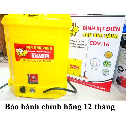 Bình xịt điện, phun thuốc trừ sâu, tưới cây 16L - 4478250 , 11471174 , 15_11471174 , 1049000 , Binh-xit-dien-phun-thuoc-tru-sau-tuoi-cay-16L-15_11471174 , sendo.vn , Bình xịt điện, phun thuốc trừ sâu, tưới cây 16L