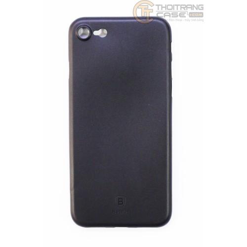 Ốp Lưng Iphone 7,8 dẻo đen nhám hiệu BASEUS