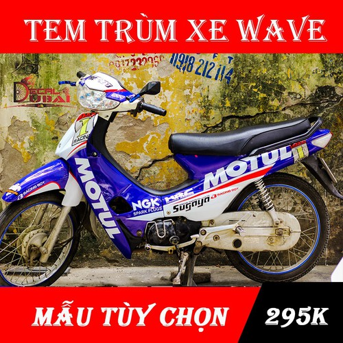 Tem Trùm Wave - 5183819 , 11472404 , 15_11472404 , 350000 , Tem-Trum-Wave-15_11472404 , sendo.vn , Tem Trùm Wave