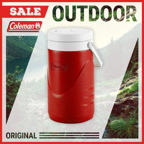 Bình giữ nhiệt Coleman 3000001017  - 1.8L - Đỏ