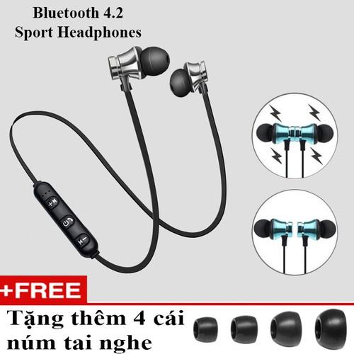 Tai nghe Bluetooth 4.2 Thể thao, Dung lượng pin cao