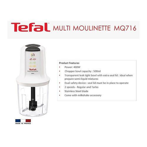 Máy xay thịt Tefal MQ716