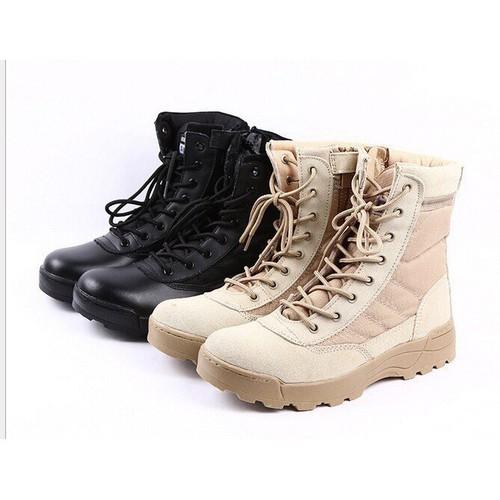 giày cao cổ SWAT màu vàng cát - 5182715 , 11470854 , 15_11470854 , 390000 , giay-cao-co-SWAT-mau-vang-cat-15_11470854 , sendo.vn , giày cao cổ SWAT màu vàng cát