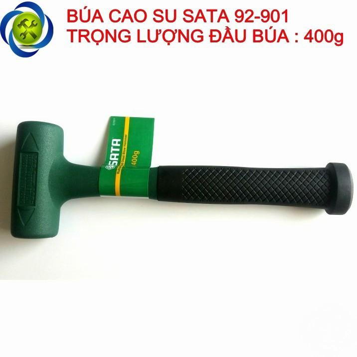 Búa cao su SATA 92-901 35mm 1