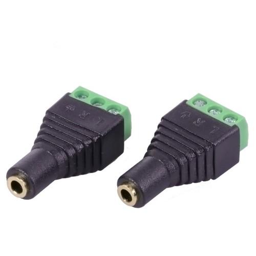 Cặp Jack Audio 3.5 Cái 3P Vặn Ốc - 5181376 , 11469369 , 15_11469369 , 32000 , Cap-Jack-Audio-3.5-Cai-3P-Van-Oc-15_11469369 , sendo.vn , Cặp Jack Audio 3.5 Cái 3P Vặn Ốc