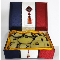 Nấm linh chi Hàn hộp gấm Hàn Quốc cao cấp