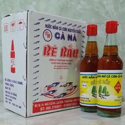 Nước mắm Bé Bầu Ninh Thuận