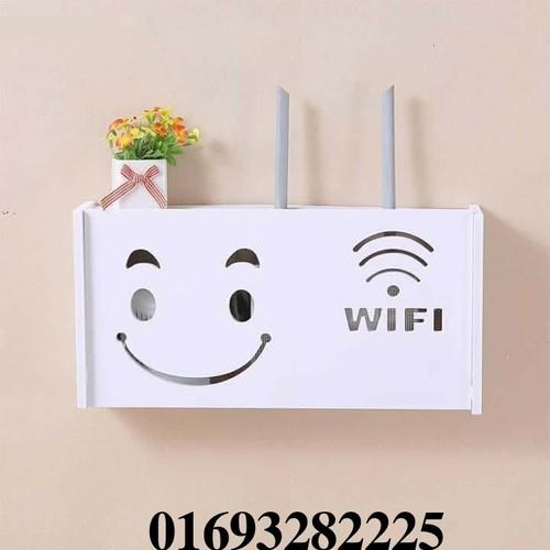COMBO 02 Kệ wifi treo tường nhiều mặt khác nhau