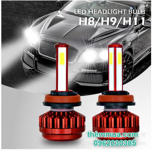Bóng đèn pha cốt ô tô - Bóng đèn siêu sáng r7