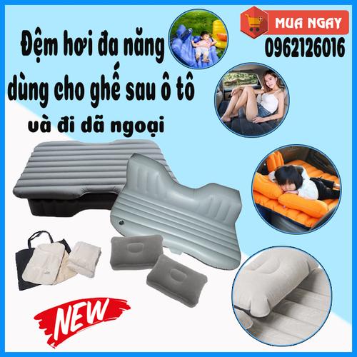 Đệm hơi dùng cho ghế sau ô tô
