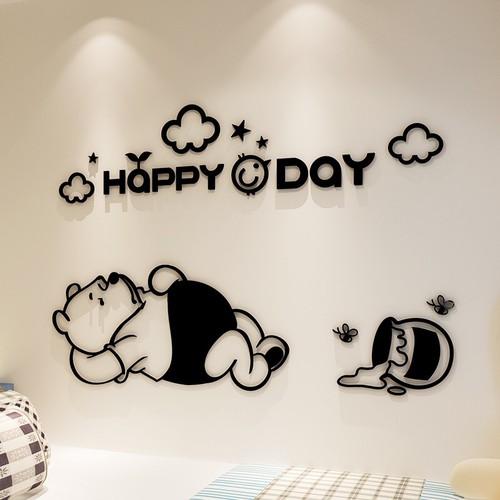 Tranh dán tường mica 3D - Gấu pooh nằm ngủ - 10745039 , 10978480 , 15_10978480 , 299000 , Tranh-dan-tuong-mica-3D-Gau-pooh-nam-ngu-15_10978480 , sendo.vn , Tranh dán tường mica 3D - Gấu pooh nằm ngủ