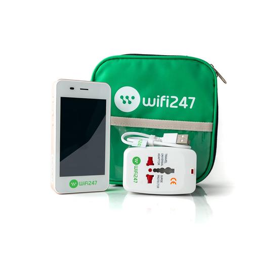 Thuê thiết bị wifi 4G dùng tại Thái Lan