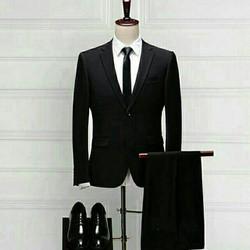Bộ đồ vest nam gồm áo vest quần tặng ngay sơ mi trắng cao cấp
