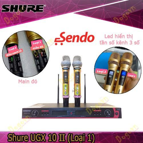 Micro không dây UGX 10 II - 5577005 , 11993148 , 15_11993148 , 2690000 , Micro-khong-day-UGX-10-II-15_11993148 , sendo.vn , Micro không dây UGX 10 II