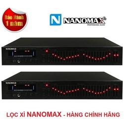 Free Ship EQ999 - Đầu lọc âm thanh Equalizer Nanomax EQ 999 - có VIDEO TEST