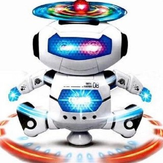 Đồ Chơi ROBOT Xoay 360 độ - 34fdc thumbnail