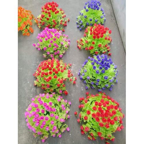 combo hoa vải các loại
