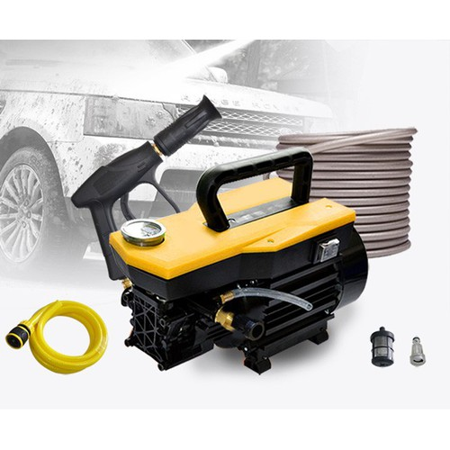 Máy bơm xịt rửa xe áp lực cao Zento  1800W