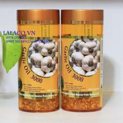 Viên uống Tinh Dầu Tỏi Spring Leaf Garlic Oil 3000mg Úc - 2790