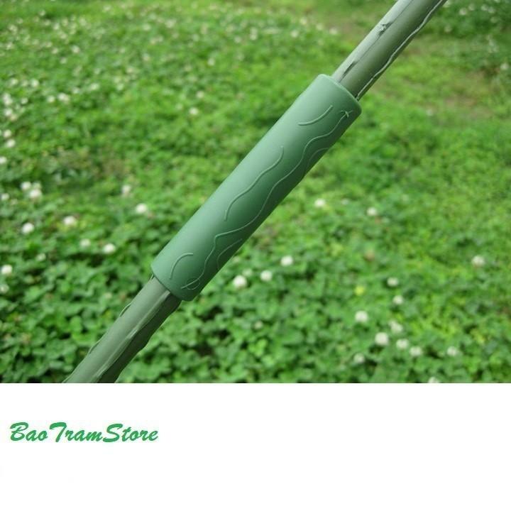 Sét 2 khớp nối thẳng ghép cọc 11mm thành giàn cho cây leo 2