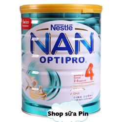 Sữa bột Nan 4 lon 900g