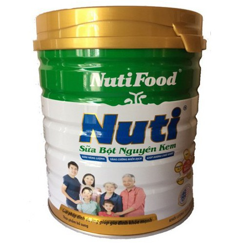 Sữa Bột Nuti Nguyên Kem Hộp 900g date 2020 - 7872169 , 10987234 , 15_10987234 , 150000 , Sua-Bot-Nuti-Nguyen-Kem-Hop-900g-date-2020-15_10987234 , sendo.vn , Sữa Bột Nuti Nguyên Kem Hộp 900g date 2020