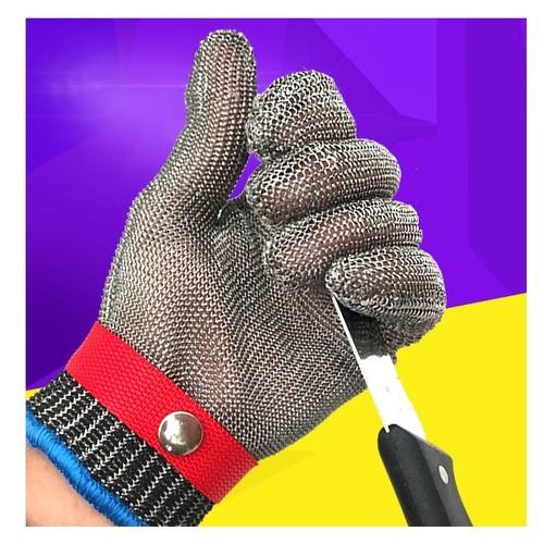 Găng tay chống cắt sợi thép loại ngắn Batex - 7872359 , 10996380 , 15_10996380 , 459000 , Gang-tay-chong-cat-soi-thep-loai-ngan-Batex-15_10996380 , sendo.vn , Găng tay chống cắt sợi thép loại ngắn Batex