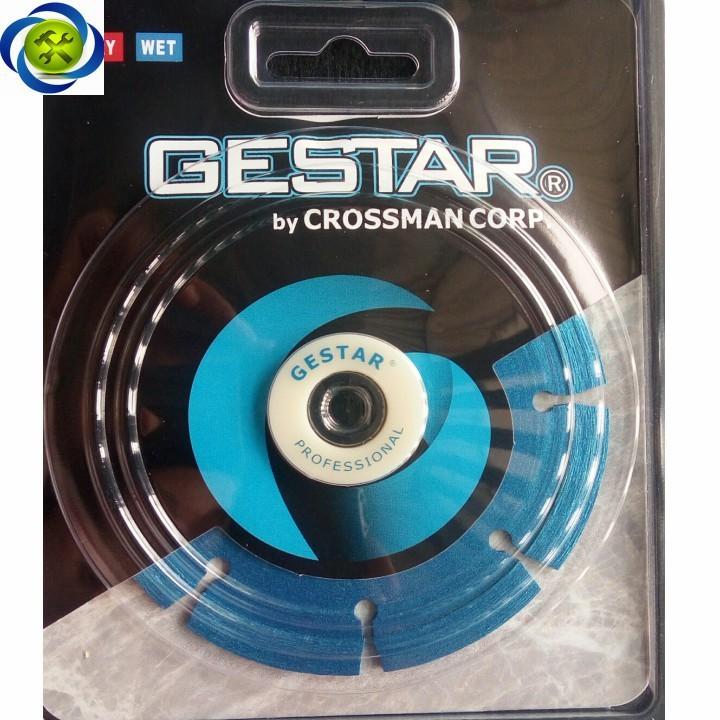Lưỡi cắt gạch khô Gestar 155-110 xanh dương 2