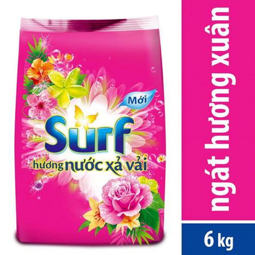 Bột giặt Surf hương Nước xả vải 6kg - 5092949 , 10988880 , 15_10988880 , 135100 , Bot-giat-Surf-huong-Nuoc-xa-vai-6kg-15_10988880 , sendo.vn , Bột giặt Surf hương Nước xả vải 6kg