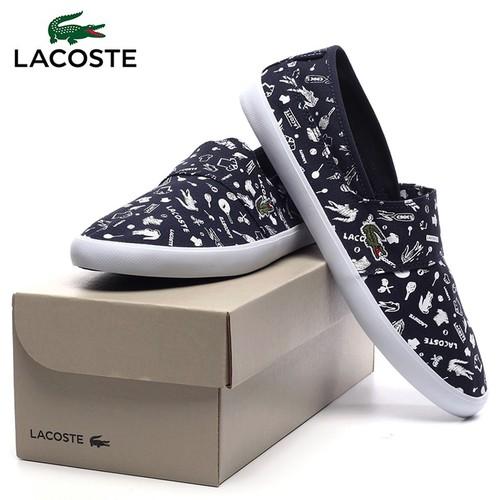 Giày thể thao, sneaker vải nam chính hãng Lacoste - 10747066 , 10988022 , 15_10988022 , 2499000 , Giay-the-thao-sneaker-vai-nam-chinh-hang-Lacoste-15_10988022 , sendo.vn , Giày thể thao, sneaker vải nam chính hãng Lacoste