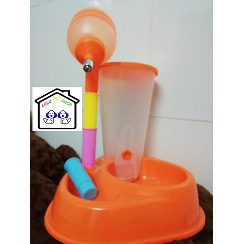 Bộ bát ăn bình nước tự động chó mèo - LuLu PetShop - 35x27cm - 10749104 , 10997075 , 15_10997075 , 190000 , Bo-bat-an-binh-nuoc-tu-dong-cho-meo-LuLu-PetShop-35x27cm-15_10997075 , sendo.vn , Bộ bát ăn bình nước tự động chó mèo - LuLu PetShop - 35x27cm