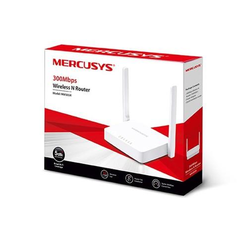 Bộ phát wifi không dây Mercusys MW305R 02 Râu