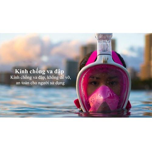 Mặt Nạ Bơi Lặn Dành Cho Người Lớn Góc Nhìn Rộng Có Ngàm Gắn Camera - 4400569 , 11002716 , 15_11002716 , 510000 , Mat-Na-Boi-Lan-Danh-Cho-Nguoi-Lon-Goc-Nhin-Rong-Co-Ngam-Gan-Camera-15_11002716 , sendo.vn , Mặt Nạ Bơi Lặn Dành Cho Người Lớn Góc Nhìn Rộng Có Ngàm Gắn Camera