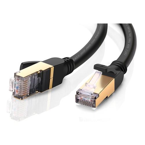 Cáp mạng đúc sẵn Cat7 dài 1m tròn cao cấp Ugreen 11268 - 10751281 , 11005640 , 15_11005640 , 228000 , Cap-mang-duc-san-Cat7-dai-1m-tron-cao-cap-Ugreen-11268-15_11005640 , sendo.vn , Cáp mạng đúc sẵn Cat7 dài 1m tròn cao cấp Ugreen 11268