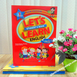 Sách Lets learn English - Book 1 Students Book