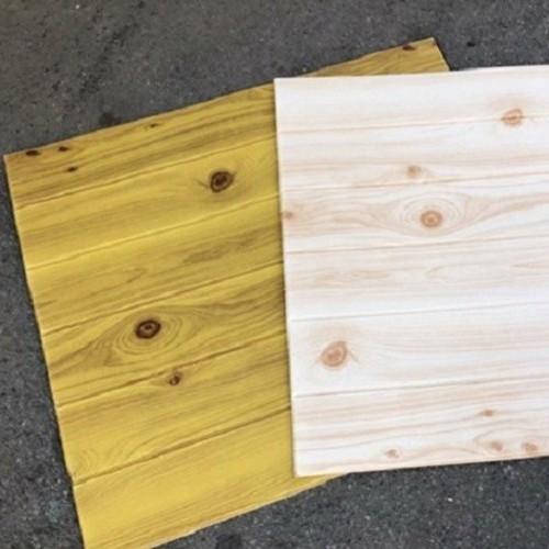 Miếng xốp dán tường 3D giả gỗ màu vàng và trắng - COMBO 10 TẤM - 10752552 , 11012795 , 15_11012795 , 650000 , Mieng-xop-dan-tuong-3D-gia-go-mau-vang-va-trang-COMBO-10-TAM-15_11012795 , sendo.vn , Miếng xốp dán tường 3D giả gỗ màu vàng và trắng - COMBO 10 TẤM