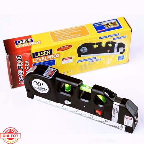 Thước Nivo laser PRO3 cân mực laser đa năng - 10749356 , 10998167 , 15_10998167 , 199000 , Thuoc-Nivo-laser-PRO3-can-muc-laser-da-nang-15_10998167 , sendo.vn , Thước Nivo laser PRO3 cân mực laser đa năng