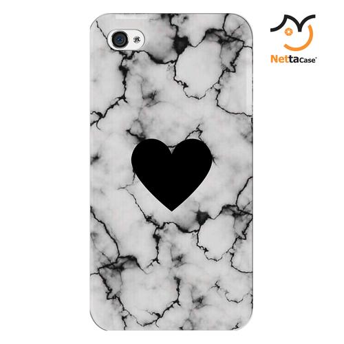 Ốp lưng điện thoại iphone 4 - heart 07