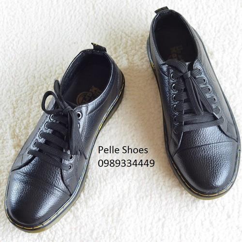Giày nam đốc da bò   giày đốc nam đẹp