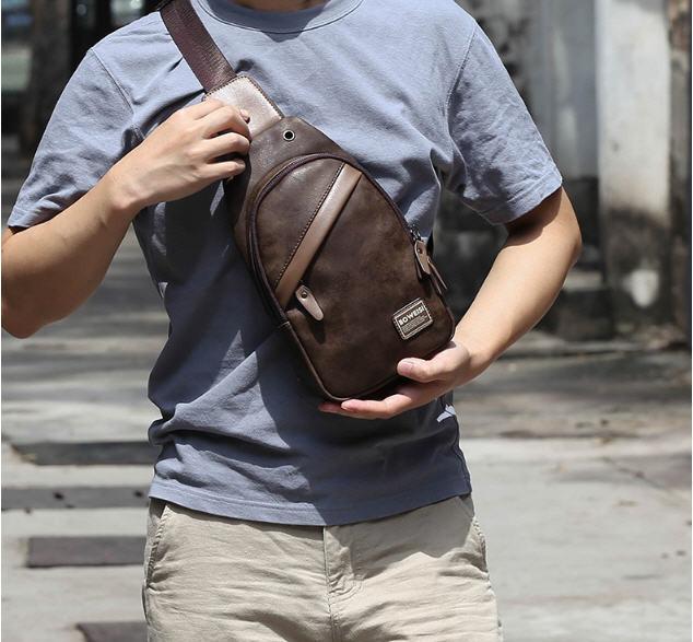 Túi đeo chéo Nam cao cấp 3
