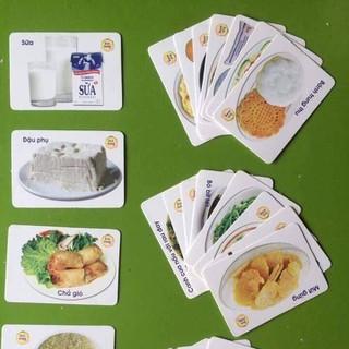 Bộ thẻ học thông minh Flash card 14 chủ đề 280 thẻ - Bộ thẻ học thông minh 1 thumbnail