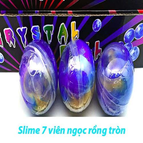 Slime 7 viên ngọc rồng.chất nhờn ma quái