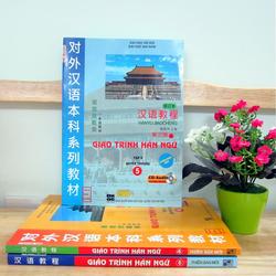 Giáo trình Hán ngữ phiên bản mới Tập 5 Kèm CD hoặc tải App