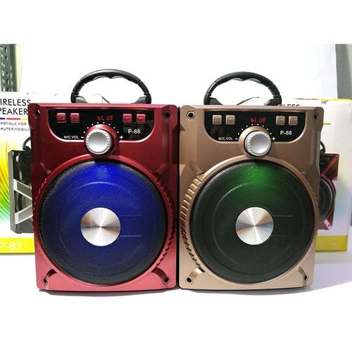 Loa bluetooth hát Karaoke Xách tay  P88 P89 tặng kèm Micro - 5096114 , 11032293 , 15_11032293 , 345000 , Loa-bluetooth-hat-Karaoke-Xach-tay-P88-P89-tang-kem-Micro-15_11032293 , sendo.vn , Loa bluetooth hát Karaoke Xách tay  P88 P89 tặng kèm Micro