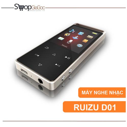 Máy nghe nhạc Lossless thể thao HiFi Ruizu D01 8GB - 10753601 , 11021563 , 15_11021563 , 1089000 , May-nghe-nhac-Lossless-the-thao-HiFi-Ruizu-D01-8GB-15_11021563 , sendo.vn , Máy nghe nhạc Lossless thể thao HiFi Ruizu D01 8GB