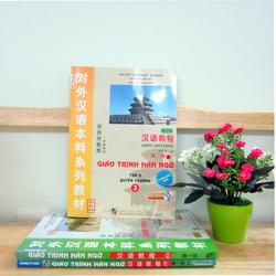 Giáo trình Hán ngữ phiên bản mới Tập 3 Kèm CD hoặc tải App