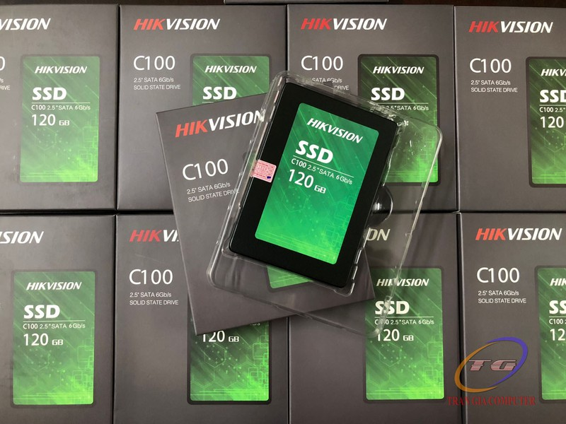 Ổ cứng SSD HIKVISION C100 120G 1